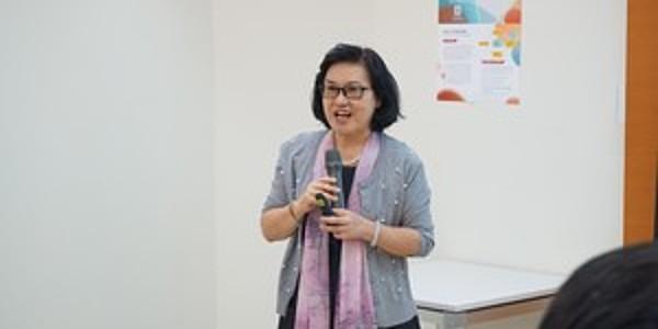 「社科院小敘」個案教學工作坊,會計系講座教授吳安妮親臨分享